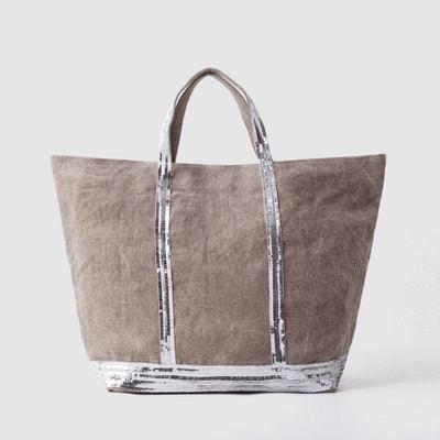 Grand Cabas Linen Bag VANESSA BRUNO