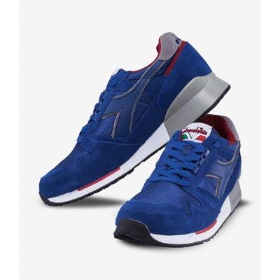 Basket mode i.c 4000 nyl ii dark blue  bleu Diadora  La Redoute