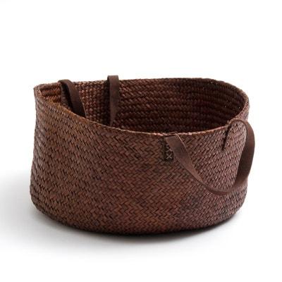 Tobea Round Herb Basket La Redoute Interieurs
