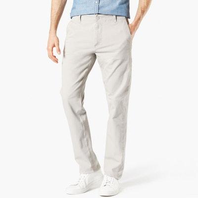 823363e97cf05 Pantalon chino slim tapered stretch SMART 360 FLEX Pantalon chino slim  tapered stretch SMART 360 FLEX