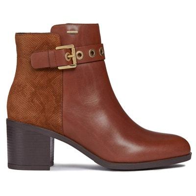 Boots D GLYNNA NP ABX Boots D GLYNNA NP ABX GEOX. Soldes bc29be28ba1b