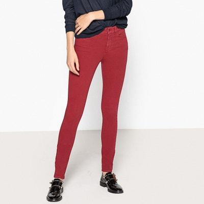 Pantalon slim taille haute, long. 30 Pantalon slim taille haute, long. 30 LIU JO