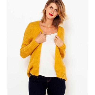 269535cf16f64 Gilet jaune femme en solde   La Redoute