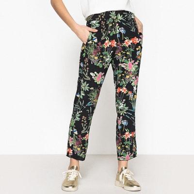 Pantalon imprimé taille élastique MELINA Pantalon imprimé taille élastique MELINA GERARD DAREL