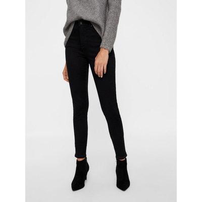 Jean skinny Taille haute Jean skinny Taille haute VERO MODA f80a82aabfd5