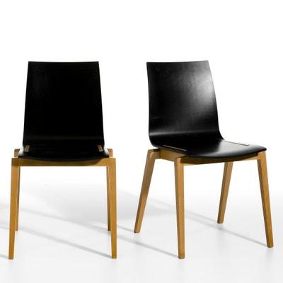 Cadeira em faia maciça, Soumam (lote de 2) Cadeira em faia maciça, Soumam (lote de 2) AM.PM.