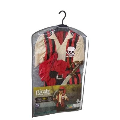 Costume pirate garcon 5/7 ans Costume pirate garcon 5/7 ans CESAR