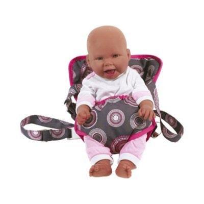 BAYER CHIC Le porte-bébé pour poupée accessoires pour poupée BAYER CHIC