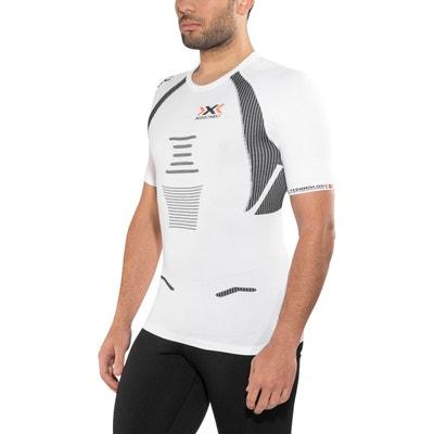 The Trick - T-shirt course à pied Homme - blanc The Trick - T. X-BIONIC e1569a6c8633