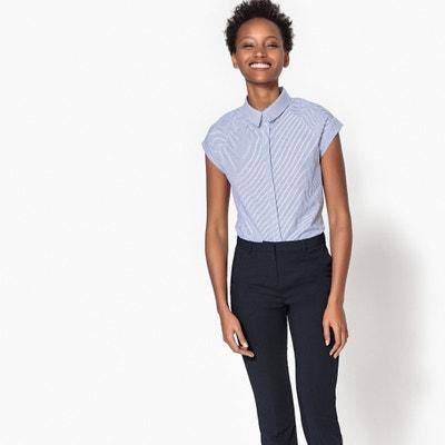 Striped Cotton Shirt La Redoute Collections