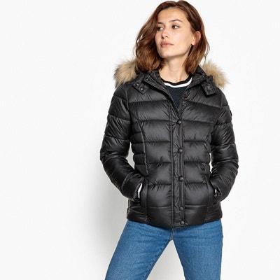 Veste manteau mi saison femme