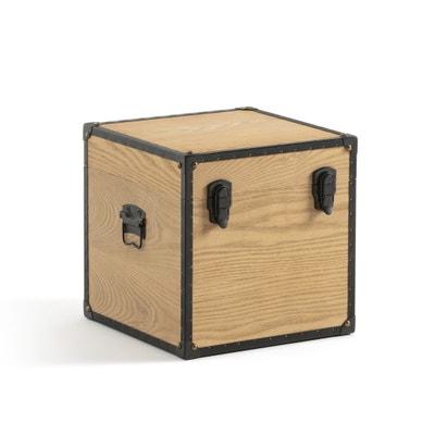 Caja baúl para organización H.33 cm TIMA Caja baúl para organización H.33 cm TIMA La Redoute Interieurs