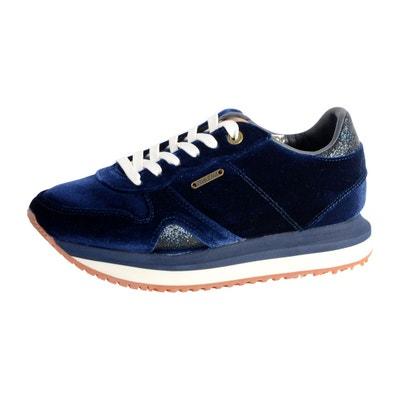 24c362c4b457a Chaussures femme Pepe jeans en solde   La Redoute