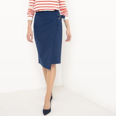 Plain Wrap Skirt Plain Wrap Skirt La Redoute Collections