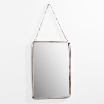 Espejo recto. tamaño grande an. 37 x al. 52 cm, Barbier Espejo recto. tamaño grande an. 37 x al. 52 cm, Barbier AM.PM.