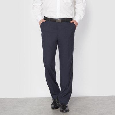 e66279a5b8aff Pantalon de costume taille réglable Pantalon de costume taille réglable  CASTALUNA FOR MEN