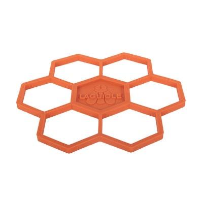 Dessous de plat en silicone orange Qualité Pro Dessous de plat en silicone  orange Qualité Pro f9596784220
