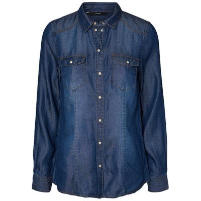 Denim Style Shirt VERO MODA