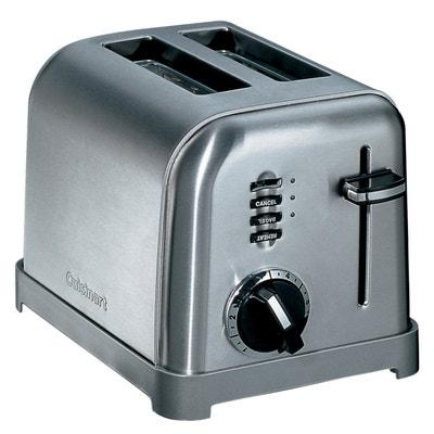 Grille pain toaster la redoute - Grille pain cuisinart cpt160e ...