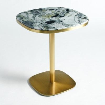 Table de bistrot marbre Ø60 cm, Lixfeld Table de bistrot marbre Ø60 cm, Lixfeld AM.PM.