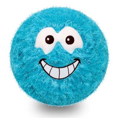 Peluche Fuzzbies : Wonkie - Bleu GOLIATH