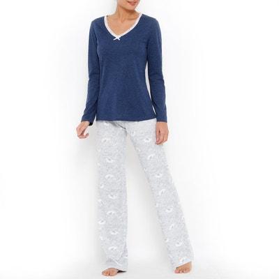 Pyjama femme La Redoute Collections