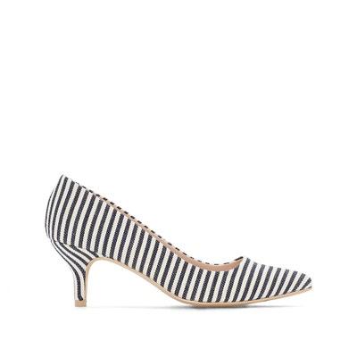 Туфли в полоску Туфли в полоску La Redoute Collections