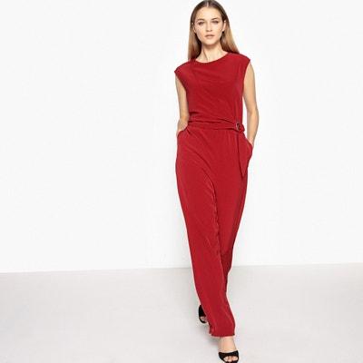 Combinaison pantalon nouée taille Combinaison pantalon nouée taille La Redoute Collections