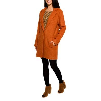 Пальто с  V-образным вырезом Пальто с  V-образным вырезом PARAMITA
