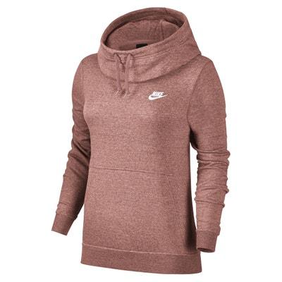 Cotton Mix Sportswear Hoodie NIKE