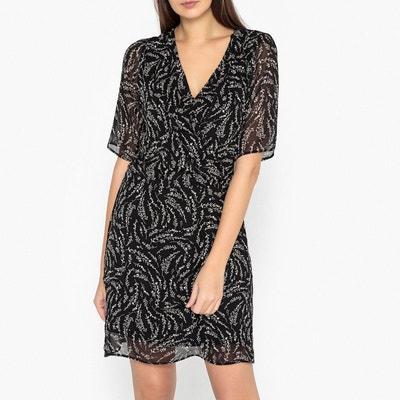 Robe cache-coeur Exclusivité Brand Boutique Robe cache-coeur Exclusivité Brand Boutique IKKS
