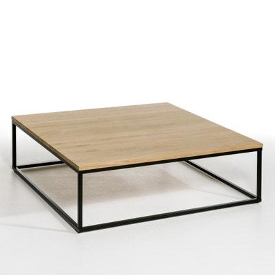 Table basse carrée chêne massif, Aranza Table basse carrée chêne massif, Aranza AM.PM.