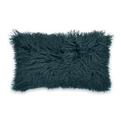 Housse de coussin laine de Mongolie OSIA La Redoute Interieurs