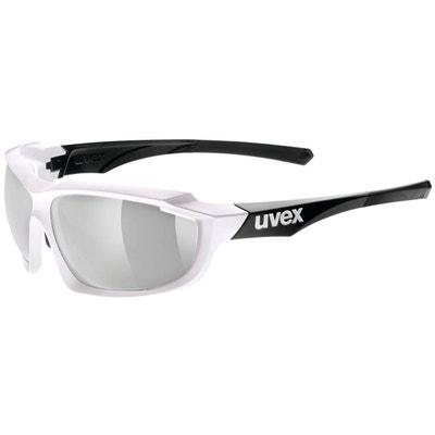 sportstyle 710 vm - Lunettes cyclisme - blanc/noir sportstyle 710 vm - Lunettes cyclisme - blanc/noir UVEX