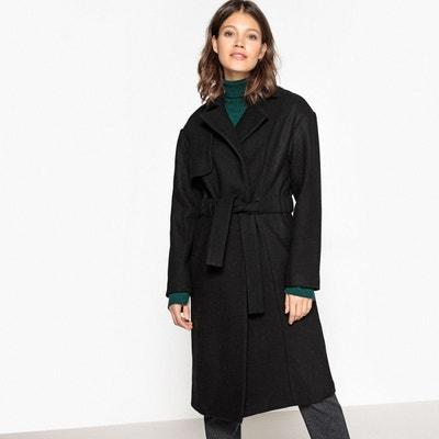Manteaux femme grande taille long
