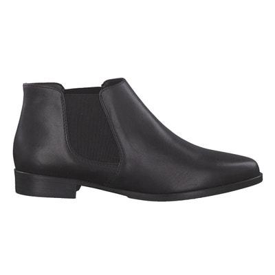 Boots pelle Lia TAMARIS