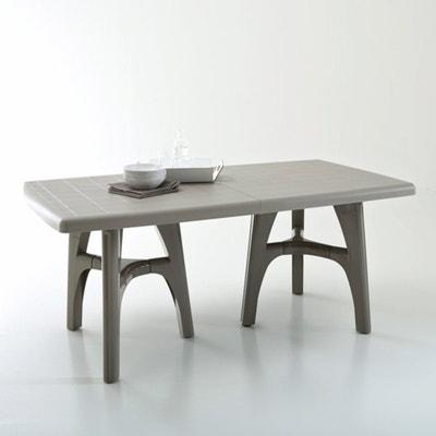 8-Seater Resin Garden Table 8-Seater Resin Garden Table La Redoute Interieurs