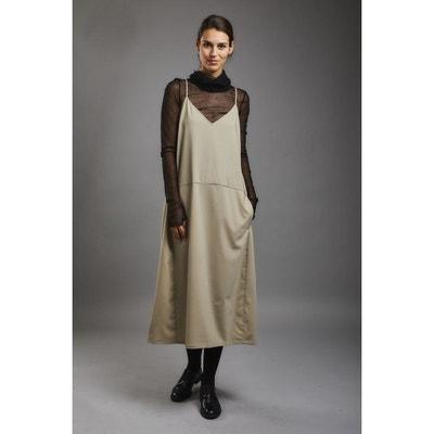 783cf6df9a3a8 Robe longue en laine en solde   La Redoute