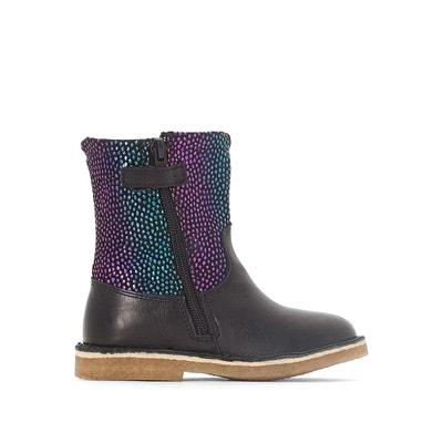 Boots cuir CRESSONA KICKERS