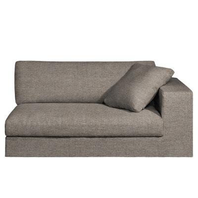 Halve canapé, vast model Horus, gemengd mêlee AM.PM.