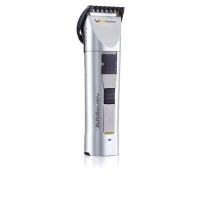 Tondeuse cheveux E781E haute précision Tondeuse cheveux E781E haute précision BABYLISS FOR MEN