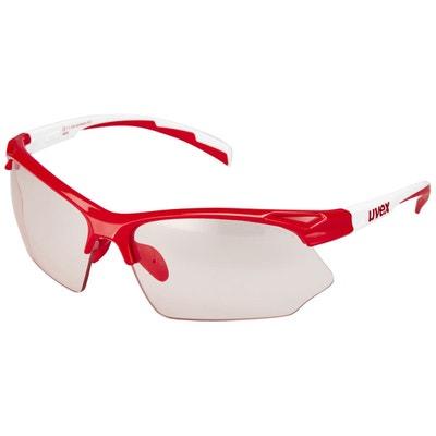 sportstyle 802 v - Lunettes - rouge/blanc sportstyle 802 v - Lunettes - rouge/blanc UVEX