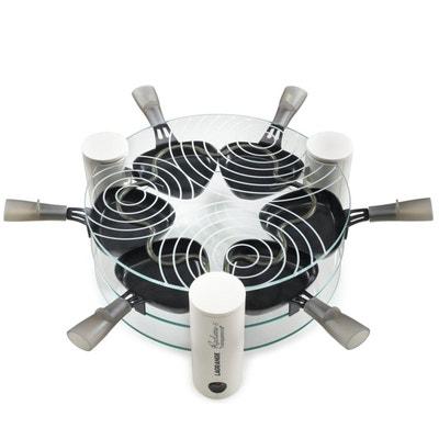 Raclette 6 Transparence® pour 6 personnes 9604V Raclette 6 Transparence® pour 6 personnes 9604V LAGRANGE