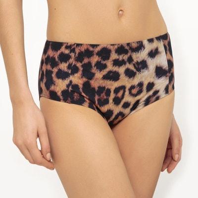 Braguita de bikini con estampado estilo pantera Braguita de bikini con estampado estilo pantera Inès Olyme Marcadal x La Redoute