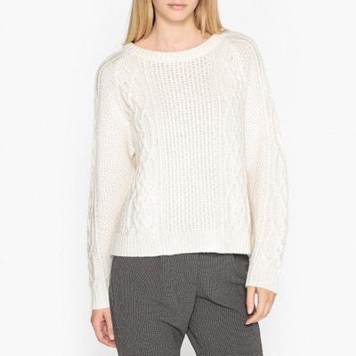 Пуловер с круглым вырезом из оригинального трикотажа GEOFREY Пуловер с круглым вырезом из оригинального трикотажа GEOFREY HARRIS WILSON