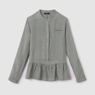 "Bluse ""Vislan LS Shirt"", lange Ärmel Bluse ""Vislan LS Shirt"", lange Ärmel VILA"