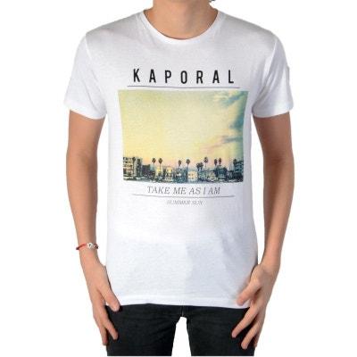 e05ffba24d908 T-shirt Kaporal Enfant Drop Optical White T-shirt Kaporal Enfant Drop  Optical White. KAPORAL 5