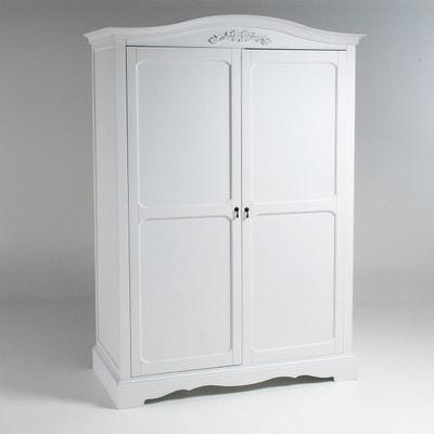 Armario guardarropa 2 puertas Al. 204 cm, Lison Armario guardarropa 2 puertas Al. 204 cm, Lison La Redoute Interieurs