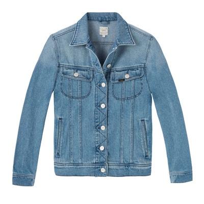 e2b5a4a49c295 Veste en jean femme en solde   La Redoute