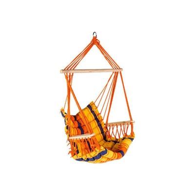 Fauteuil suspendu Antalya Orange HESPERIDE